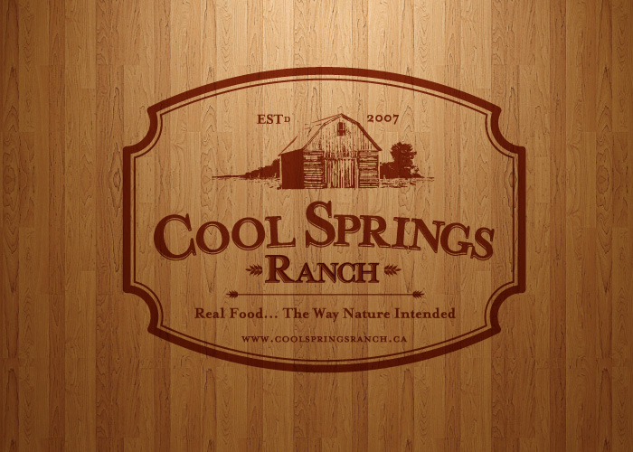 Cool Springs Ranch logo