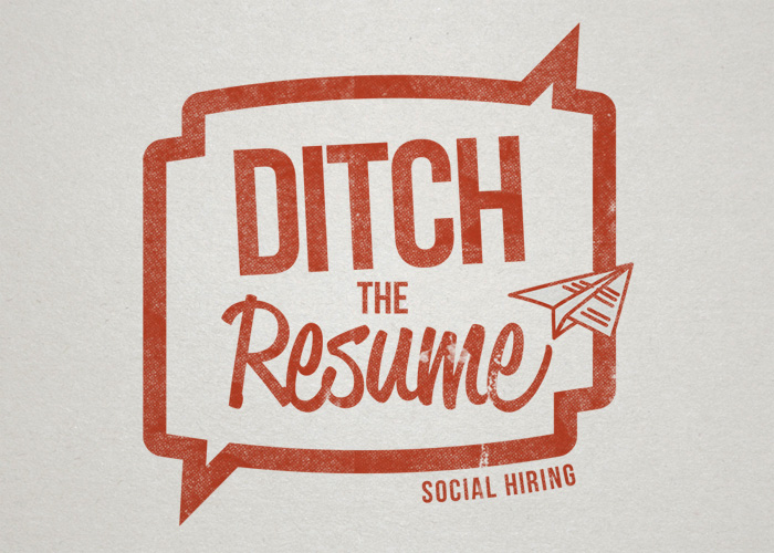 Ditch The Resume